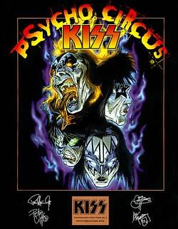 The Kiss Asylum October 98 News Archive