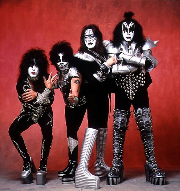 Psycho Circus KISS Group Shot Kiss