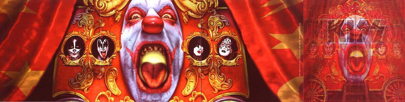 Kiss Asylum Psycho Circus Image Gallery