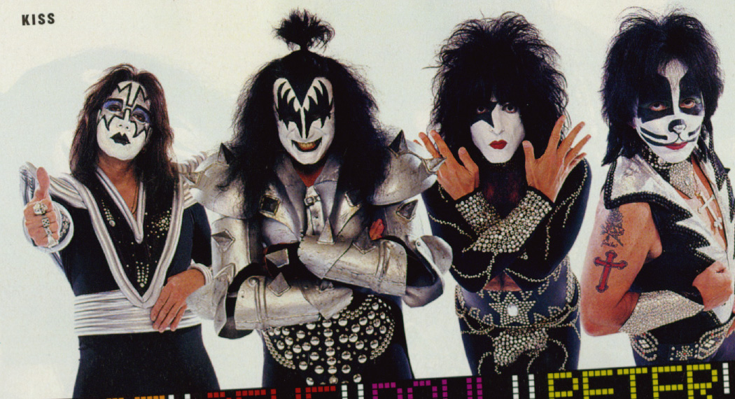 Kiss Group Pictures 76